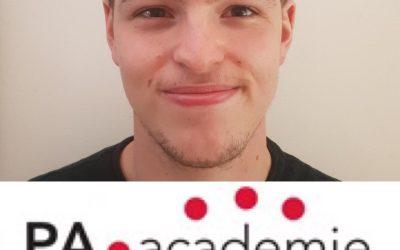 Update: Jongerenambassadeur Reda bij de PA-Academie