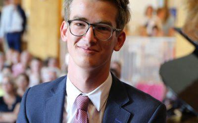 Hein is jongerenambassadeur bij Nederlandse Vereniging voor Rechtspraak!