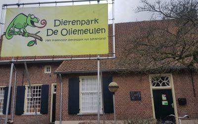 Jongerenambassadeurs in de vreemdste dierentuin van Nederland!