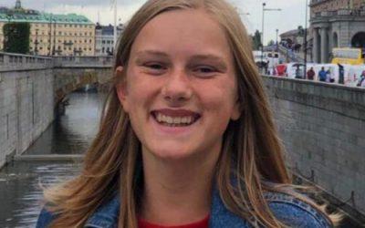 Annewieke is jongerenambassadeur bij het Ministerie van BZK!