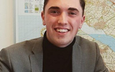 Marten is jongerenambassadeur bij het Ministerie van BZK!