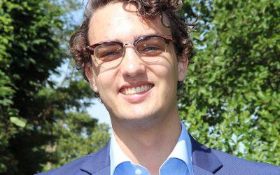 Luuk is jongerenambassadeur bij het Ministerie van BZK!
