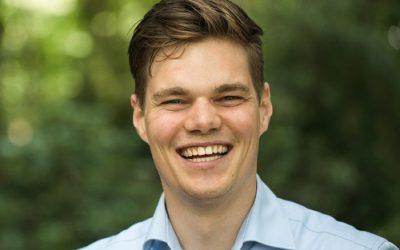 Kasper is jongerenambassadeur bij het Ministerie van BZK!