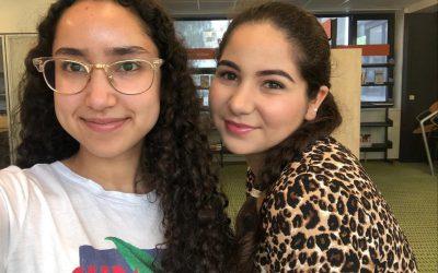 Jongeren een stem in de gemeente: Siham en Maryem geven advies!