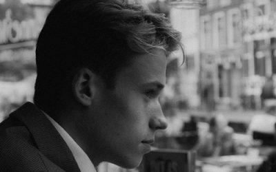Ewoud is jongerenambassadeur bij Filosofie in Den Haag!