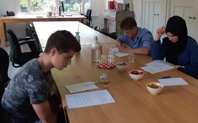 Aan de slag: de starttraining voor jongerenambassadeurs