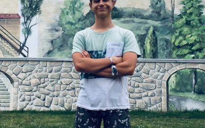 Barthil is jongerenambassadeur bij het ministerie van Volksgezondheid, Welzijn en Sport!