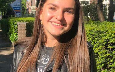 Fabiënne is jongerenambassadeur bij BSO De Wolkenwereld!