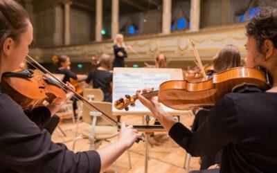 Klassieke muziek niets voor jongeren? Niet als het aan jongerenambassadeur Jan Peter ligt!