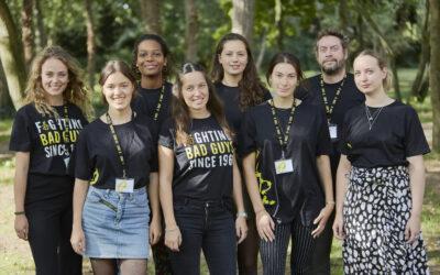 Gastblog: Jongerenambassadeurs zetten zich in voor mensenrechten bij Amnesty!