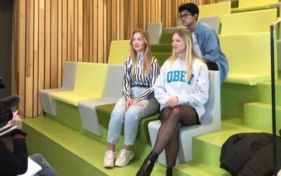 Scholen en Jongerenambassadeurs: the movie!