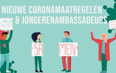 Nieuwe coronamaatregelen