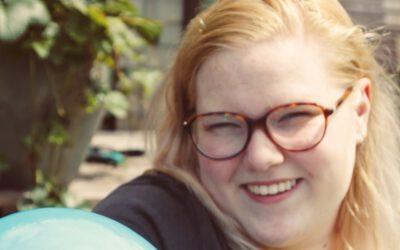 Laura is jongerenambassadeur bij het Amalia Kinderziekenhuis!