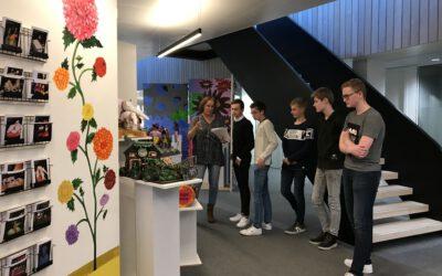 Word jongerenambassadeur bij het bloemencorso!