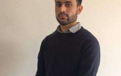 Amjad is jongerenambassadeur bij KBO-PCOB!