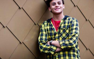 Omran is jongerenambassadeur bij Steunpunt Vluchtelingen!