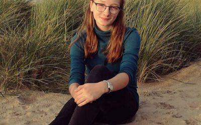 Laura is jongerenambassadeur bij Uitgeverij Malmberg!