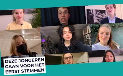 Video: Jongerenambassadeurs vertellen waarom zij gaan stemmen tijdens de Tweede Kamerverkiezingen 2021!