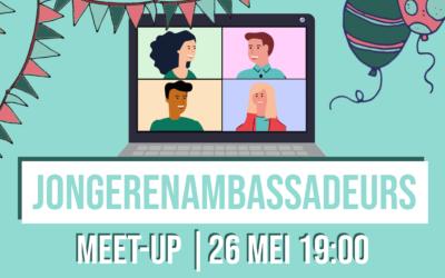 JA Meet-Up #2: ontmoet, leer & inspireer!