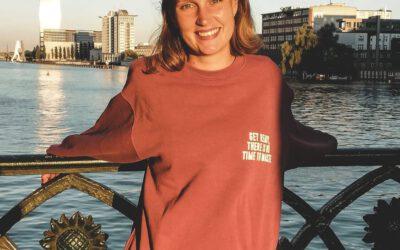 Annemijn is jongerenambassadeur bij Taalunie!