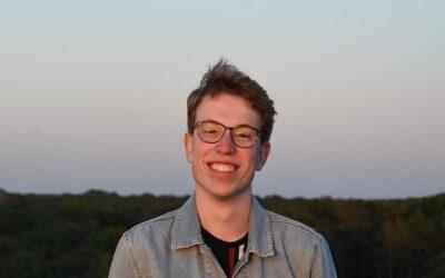 Jesse is jongerenambassadeur bij het Bloemencorso Lichtenvoorde
