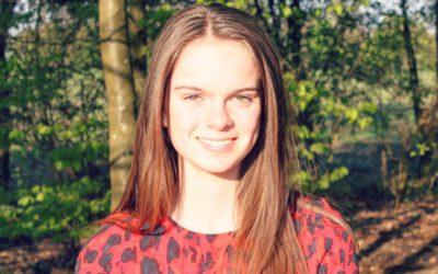 Robin is jongerenambassadeur bij het Bloemencorso Lichtenvoorde