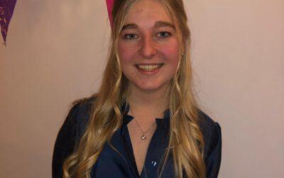 Willemijn is jongerenambassadeur bij Vluchtelingenwerk Nederland!