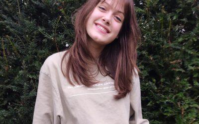 Lise is jongerenambassadeur bij Vluchtelingenwerk Nederland!