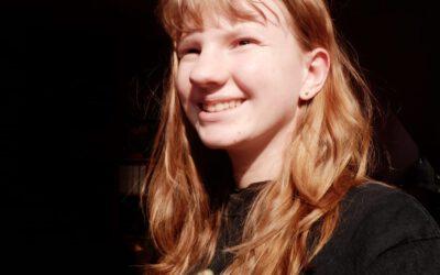 Jasmijn is jongerenambassadeur bij het Leiden International Film Festival!
