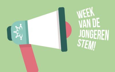 Meld je aan voor de Week van de Jongerenstem!