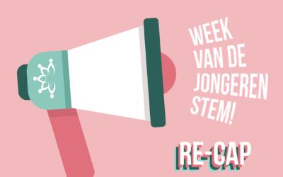Week van de Jongerenstem re-cap: wat je hebt gemist!