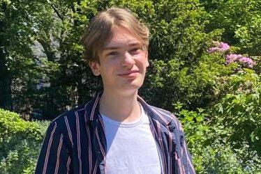Matthew is jongerenambassadeur bij de Centrale Bibliotheek Den Haag!